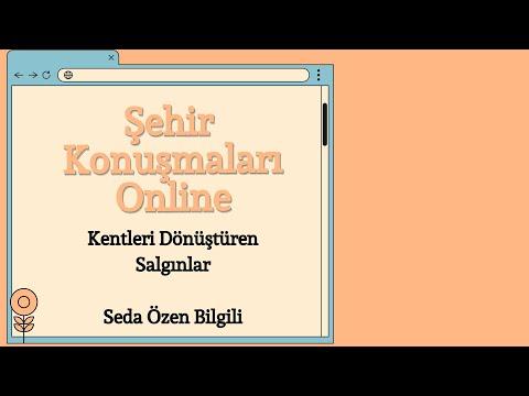 Şehir Konuşmaları Online / Kentleri Dönüştüren Salgınlar - I