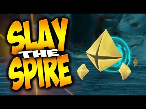 Slay The Spire - SPHERIC - Let's Play Slay The Spire   Gameplay Part 5 (Deckbuilding Roguelike)