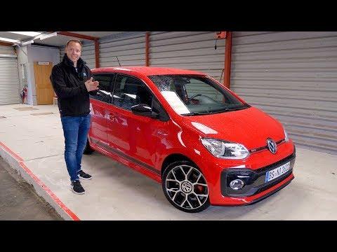 Volkswagen Up GTI Walkaround | Top Gear | BBC