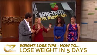 How to Lose Weight in 5 Days Without Going Hungry  - Best Weight-Loss Videos