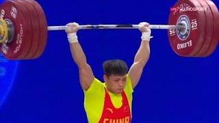 2015 World Weightlifting Championships, Men 62 kg \ Тяжелая Атлетика. Чемпионат Мира