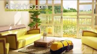 ¿Cómo decorar la sala con el color amarillo? Decoración, color, estilos, complementos...