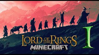 Minecraft Lord of the Rings #1 - La Contea [Middle Earth] Enhanced