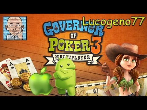Governor of poker 3 Multiplayer -ITA- (Ios - Android)