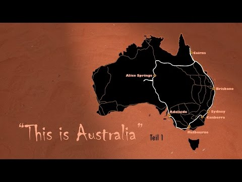 This is Australia 1/3 Australien Reportage / Doku / Dokumentation Deutsch