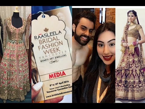 My Experience at Bridal Fashion Week Vancouver | keepingupwithmona