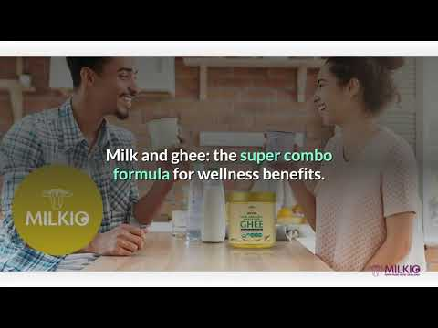 milk and ghee the super combo formula for wellness