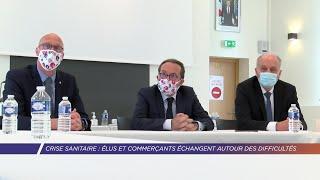 Yvelines | Un dialogue entre élus et commerçants aux Clayes-sous-Bois