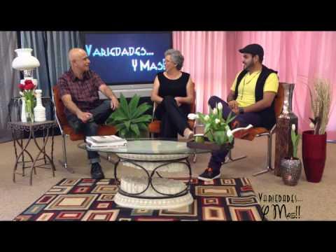 Variedades...y Mas!! Hugo Chavez,La Santa Cecilia,Andy Garcia,Karla Estrada,Roberto Tapia,