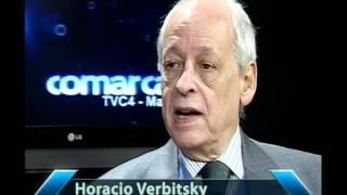 Comarcasi - Pensándonos a nosotros mismos - Horacio Verbitsky
