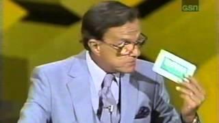 Blockbusters NBC Daytime 1981 Bill Cullen Episode 9