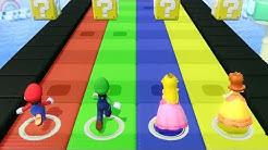 Super Mario Party - All Minigames