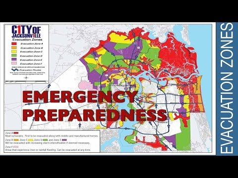 WAKE-UP CALL: Florida Evacuation