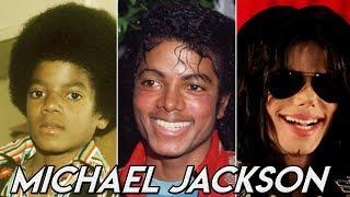 La EVOLUCIÓN De Michael Jackson (IMPRESIONANTE) 1969 - 2001***