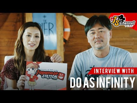[INTERVIEW]  Do As Infinity