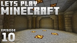 iJevin Plays Minecraft - Ep. 10: NEW BASE! (1.15 Minecraft Let's Play)