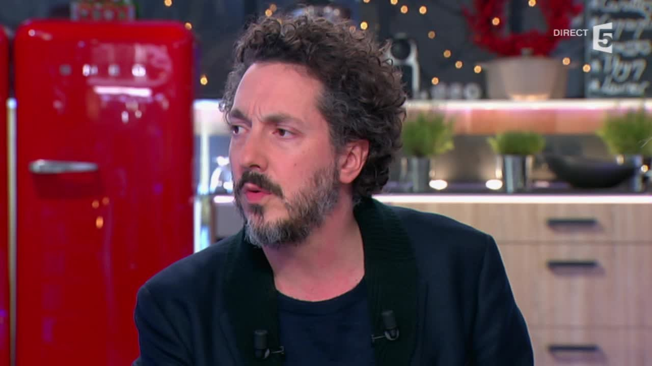 guillaume gallienne livre audio