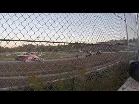 Sportsman Coupes 50 Lap Feature Bear Ridge Speedway 9:21:19