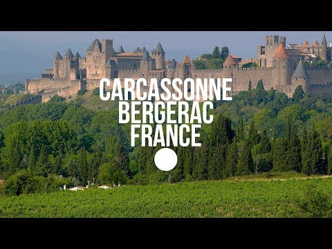 MY TRIP TO BERGERAC & CARCASSONNE - FRANCE | 2017