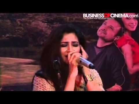 Sonu Nigam - Salim,Shreya LIVE performance On RAB RAKHA