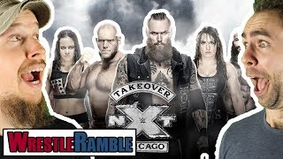 NXT TakeOver: Chicago Predictions! | WrestleRamble