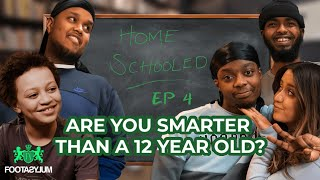 CHUNKZ, DARKEST, BAMBINO BECKY AND MIKES vs A 12 YEAR OLD!!! | Home Schooled | Ep 4