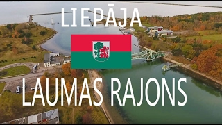 #LIEPĀJA / Laumas rajons #PHANTOM4 #LATVIA