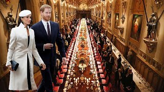 Harry & Meghan's 600 guests won't have sit-down wedding breakfast but be served 'bowl food' instead