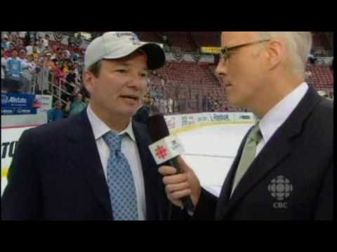 Cup Champion Interviews - Ray Shero