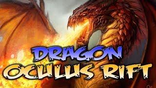 OCULUS RIFT : DRAGON by QELRIC (Virtual Reality Dragon Simulator)