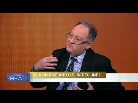 The Heat: One-on-one with author Gideon Rachman PT 1