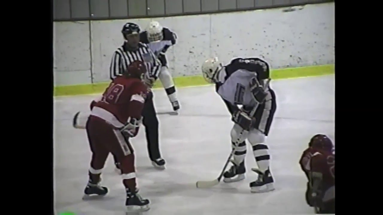 NCCS - Saranac Lake Hockey  12-21-91