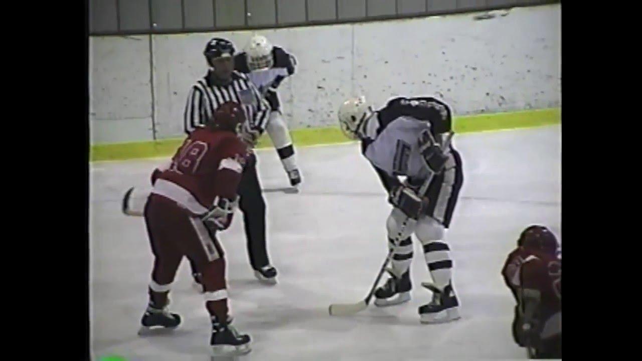 NCCS - Saranac Lake Hockey  12-21-91