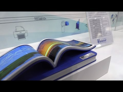 Visionox Flexible OLED