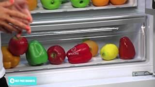 haier hbm450wh1 450l bottom mount fridge appliance overview by product expert appliances online