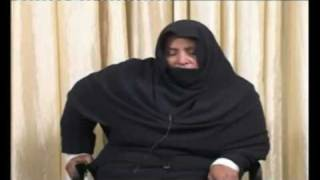 "interview with MOTHER of the so called son of Mirza Nasir Ahmad - ""fake Abdurrehman"""
