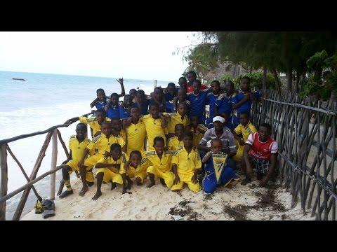 Acción solidaria de Madroño Amarillo en Zanzíbar (Tanzania)
