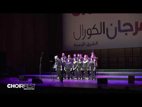 Mosaica Singers   Live at the ChoirFestME 2019 Gala Concert @ Dubai Opera