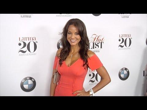 Eva LaRue Latina's 7th Annual Hollywood Hot List Red Carpet thumbnail