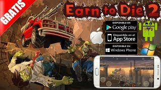 Dica de Jogo Earn To Die 2 ANDROID/iOS/Windows trailer+Analise+ Gameplay e DOWNLOAD