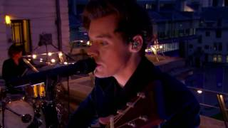Two Ghosts Performance - Harry Styles - The Late Late Show (Rooftop London)