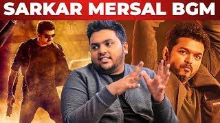 Sarkar MAANADU BGM , Mersal Interval BGM – A R Rahman's Nephew Opens Up