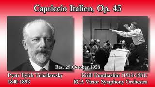 Pyotr Ilyich Tchaikovsky (1840-1893) Capriccio Italien, Op. 45 Kiri...