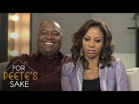 """Holly to Rodney: """"Flatulence is Not Cute"""" l  For Peete's Sake l Oprah Winfrey Network"""