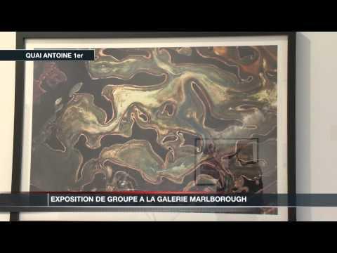 Exposition de groupe à la Galerie Marlborough