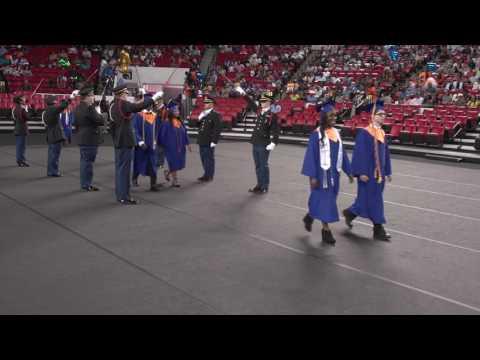Cedar Shoals High School Graduation 2017