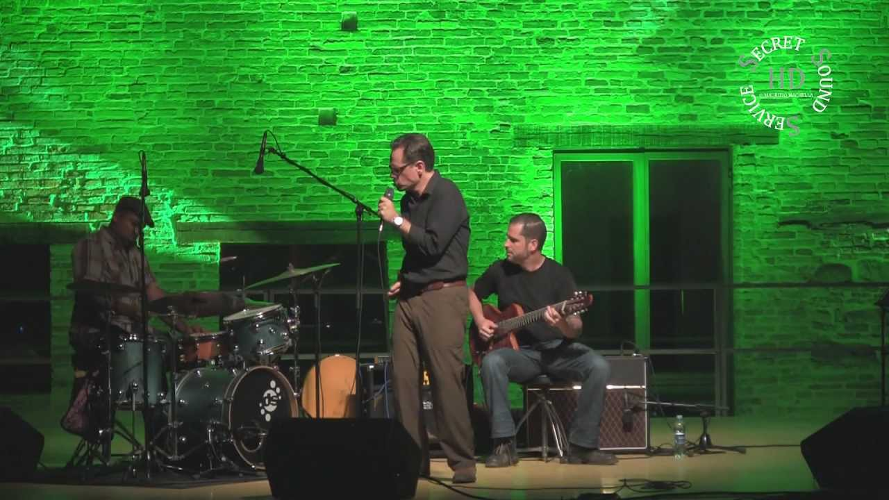 Kurt Elling & Charlie Hunter trio | Save Your Love For Me | MUSICAMDO JAZZ FESTIVAL 2012