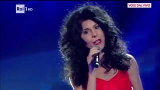 """Giusy Ferreri - Bianca Atzei canta """"Non ti scordar mai di me"""" - Tale e Quale Show"""
