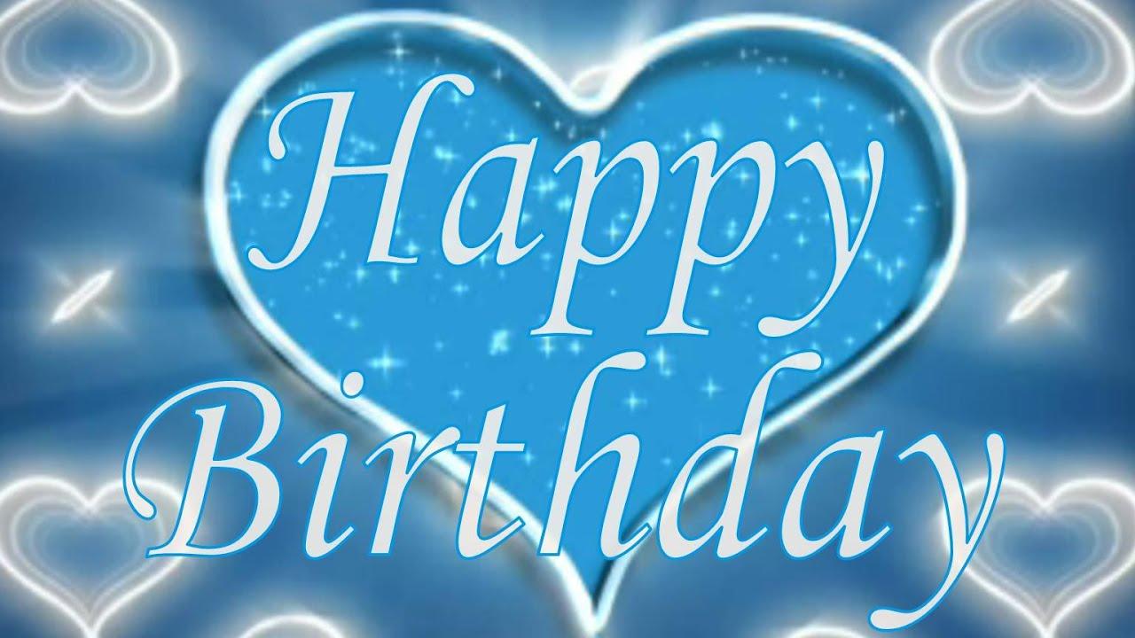 Happy Birthday Sweetheart Song Youtube