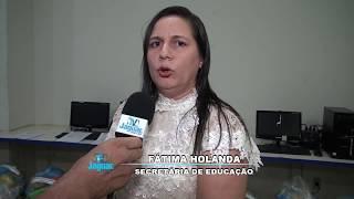 Secretária Fátima Holanda fala da adesão a jornada ampliada e creche do Bom nome